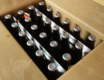 Bottling Mild