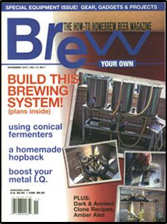 BYO Magazine November Issue