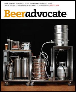 BeerAdvocate Magazine Issue #11