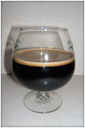 Bourbon Oaked Oatmeal Stout