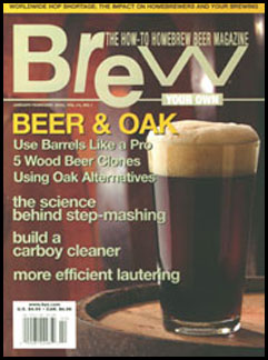 BYO Magazine January-February Issue