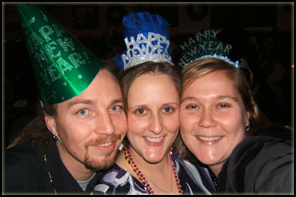New Year's Eve 2007