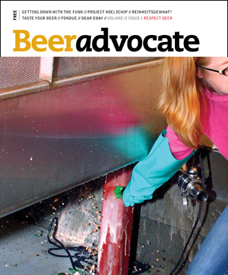 BeerAdvocate Magazine Volume II Issue 1