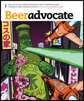 BeerAdvocate Magazine Volume II Issue II