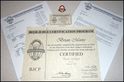 BJCP Certified