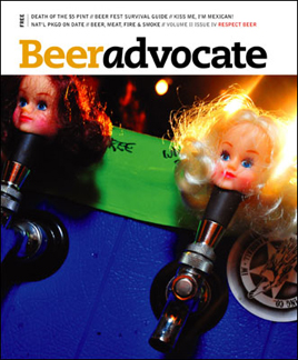 BeerAdvocate Magazine Volume II Issue IV