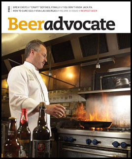 BeerAdvocate Magazine Volume II Issue V