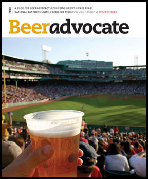 BeerAdvocate Magazine Volume II Issue VI