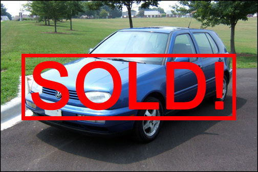 VW SOLD