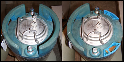 keg-modification