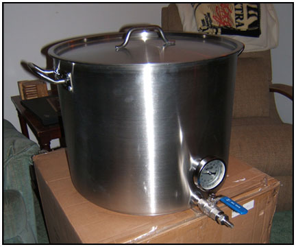 15 Gallon Kettle
